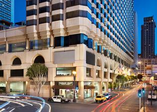 55舊金山聯合廣場希爾頓公園酒店