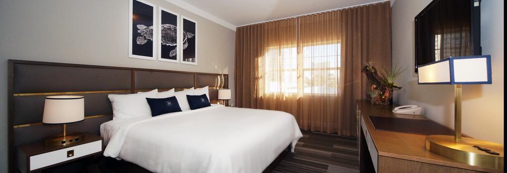 San Juan Hotel - 邁阿密海灘 - 臥室