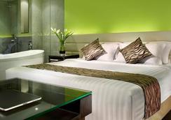 富麗華河畔大酒店 - 新加坡 - 臥室
