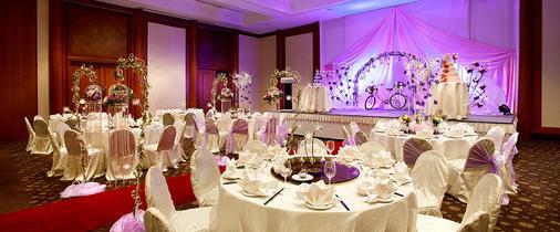 富麗華河畔大酒店 - 新加坡 - 宴會廳