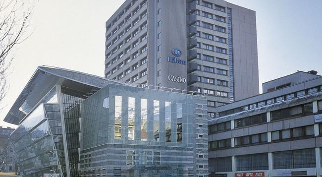 Hilton Innsbruck - 因斯布魯克 - 建築
