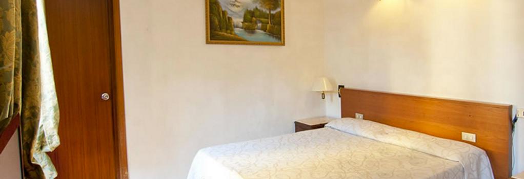 Hotel Repubblica - 羅馬 - 臥室