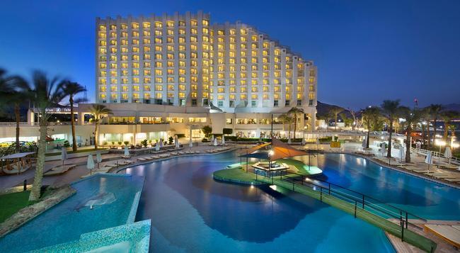 Hilton Taba Resort & Nelson Village - Taba - 建築