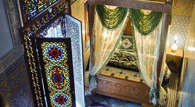 Riad Rcif - 非斯 - 建築