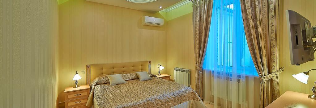 Park-Hotel Sheremetevsky - 莫斯科 - 臥室