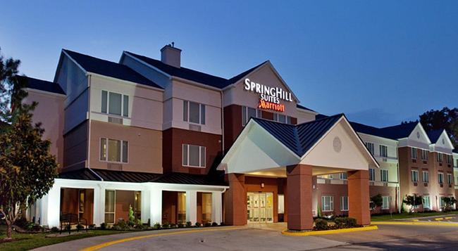 SpringHill Suites by Marriott Houston Brookhollow - 休斯頓 - 建築
