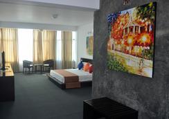 康提阿瑪瑞天空酒店 - 康提 - 臥室