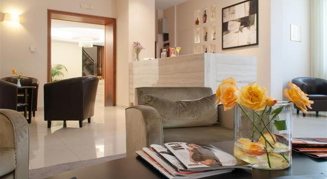Hotel Nuvò - 那不勒斯/拿坡里 - 大廳