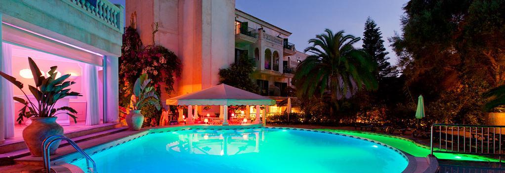 Lago Garden Apart-Suites & Spa Hotel - Cala Ratjada - 建築
