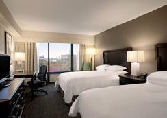 費城-歷史區溫德姆酒店 - 費城 - 臥室