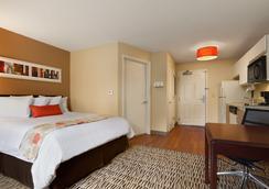 霍索恩溫德姆夏洛特- 行政公園酒店 - 夏洛特 - 臥室