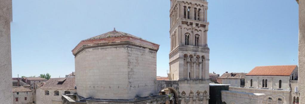Diocletian's Rooms - 斯普利特 - 室外景
