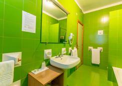 烏利維Ë帕爾梅住宅酒店 - 卡利亞里 - 浴室