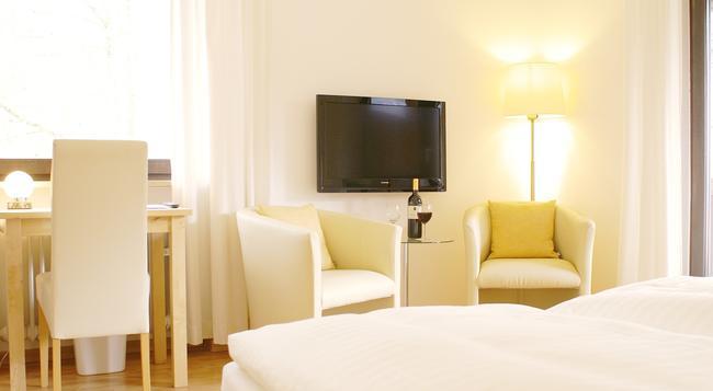 Hotel Garni Landhaus Sonnenstern - Schönau am Königsee - 臥室