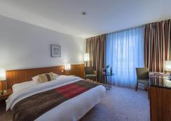 奧普拉K+K酒店 - 布達佩斯 - 臥室