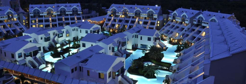 Susesi Luxury Resort - 貝萊克 - 建築