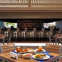 Susesi Luxury Resort Poolside Bar