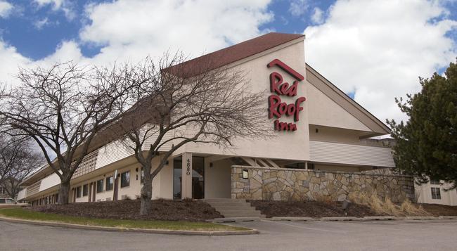 Red Roof Inn Madison,WI - 麥迪遜 - 建築