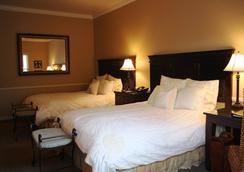 玫瑰酒店 - 聖羅莎 - 臥室