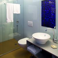 Design Hotel Plattenhof Bathroom