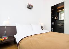 普拉特恩霍夫設計酒店 - 蘇黎世 - 臥室