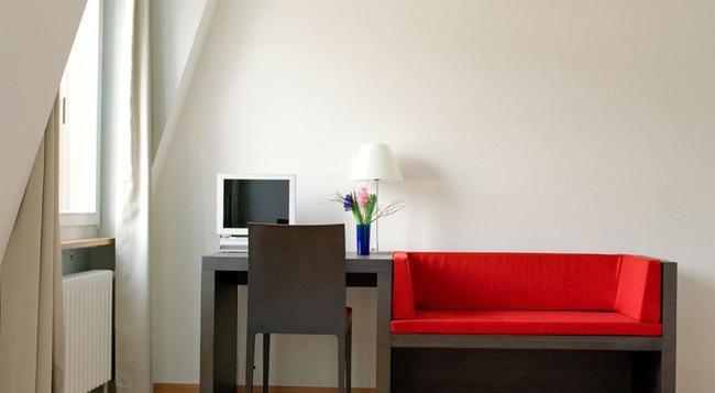 Design Hotel Plattenhof - 蘇黎世 - 建築