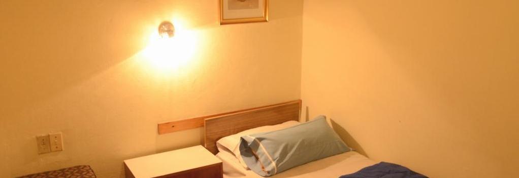 Hotel Casablanca - 蒙得維的亞 - 臥室