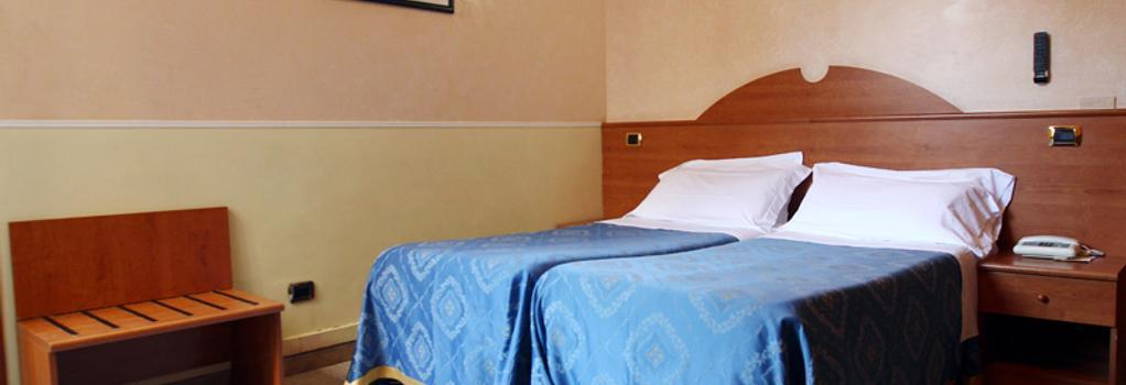 Hotel Baltic - 羅馬 - 臥室