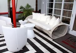 芳松豪斯酒店 - 邁阿密海灘 - 室外景