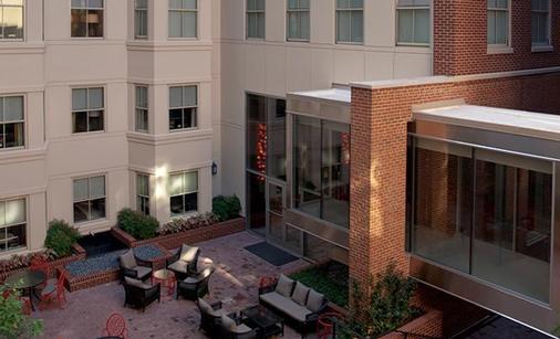 莫里森克拉克旅館 - 華盛頓 - 室外景