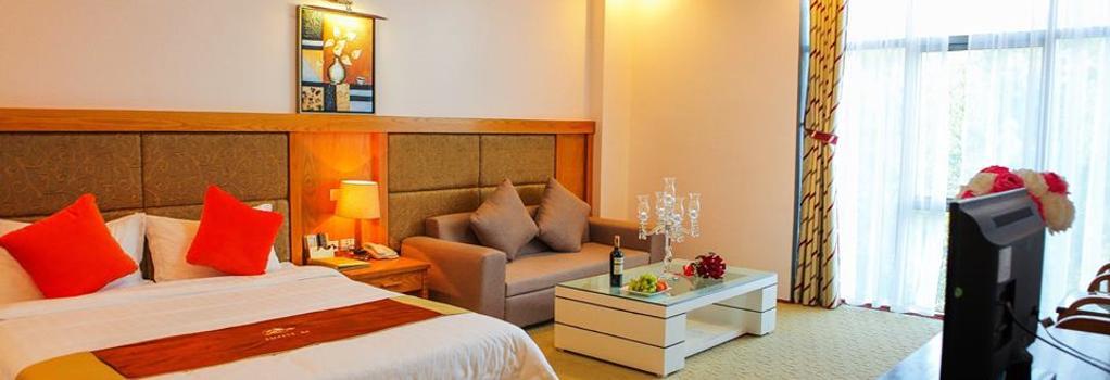 A1 Hotel Dien Bien - Dien Bien Phu - 臥室