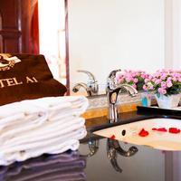 A1 Hotel Dien Bien Bathroom
