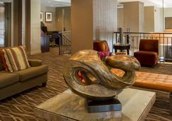 太平洋行政酒店 - 西雅圖 - 大廳