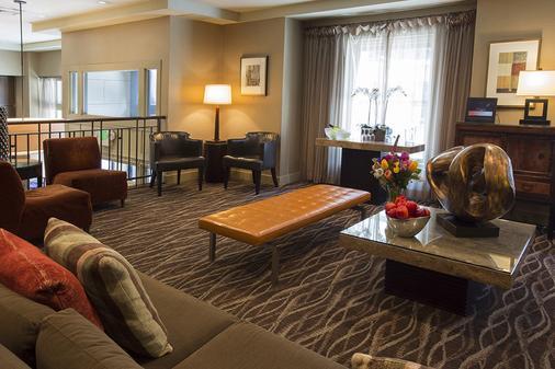 太平洋行政酒店 - 西雅圖 - 會議室