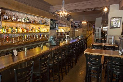太平洋行政酒店 - 西雅圖 - 酒吧