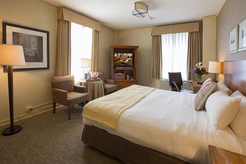 太平洋行政酒店 - 西雅圖 - 臥室
