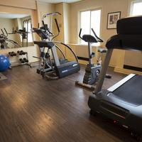 Executive Hotel Pacific Fitness Facility