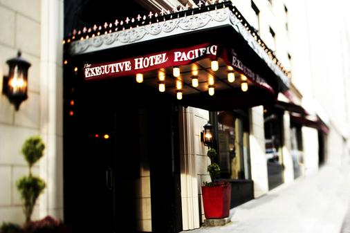 太平洋行政酒店 - 西雅圖 - 建築