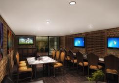 南海灘騎士酒店 - 邁阿密海灘 - 餐廳