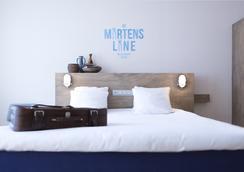 時尚聖馬丁斯蘭納酒店 - 馬斯特里赫特 - 臥室
