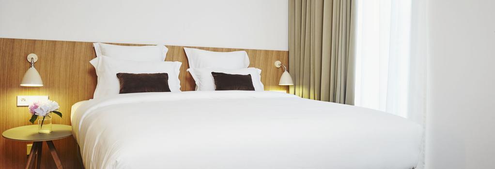 9Hotel Republique - 巴黎 - 臥室