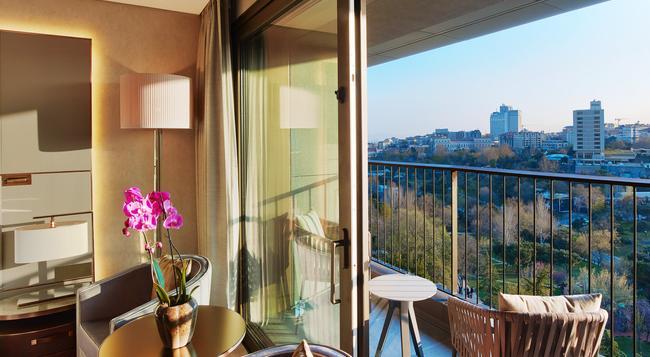 The St. Regis Istanbul - 伊斯坦堡 - 臥室