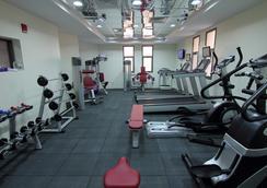 温馨之家公寓式酒店 - 杜拜 - 健身房