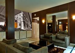 雷斯陶拉多雷斯特里姆酒店 - 里斯本 - 休閒室