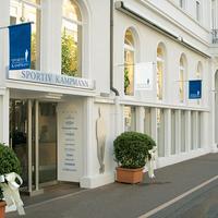 Hotel Europäischer Hof Heidelberg Ladenpassage
