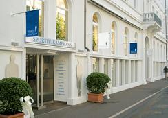 海德堡歐式宮廷酒店 - 海德堡 - 建築
