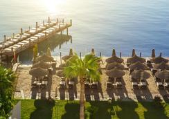 旅程博德魯姆酒店- 僅限16歲以上的成人 - 博德魯姆 - 海灘
