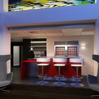 The Brookshire Suites, BW Premier Collection Brookshire Suites Baltimore Lobby Lounge Coming January 2014
