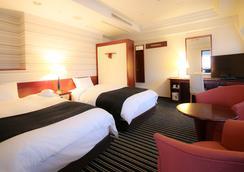 APA西阿布酒店 - 東京 - 臥室