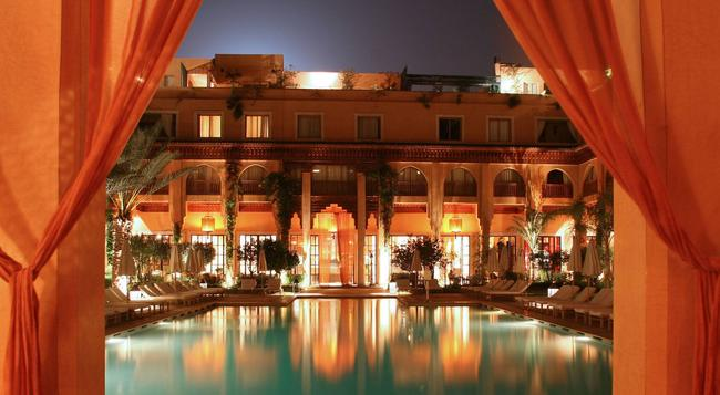 Les Jardins de la Koutoubia - 馬拉喀什 - 建築
